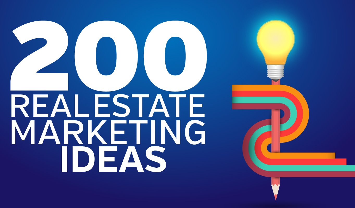 real estate marketing ideas