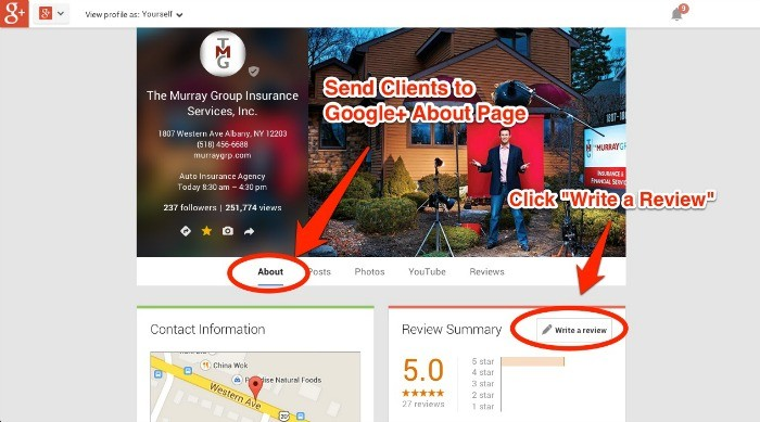 Google Reviews for Real Estate SEO