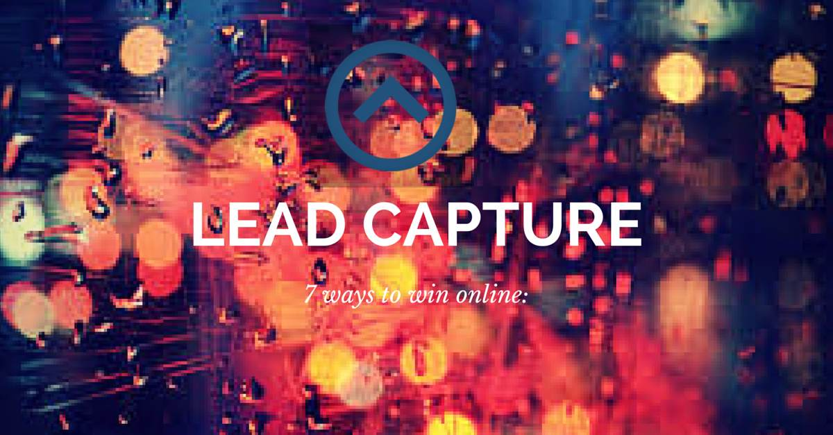 real estate lead capture
