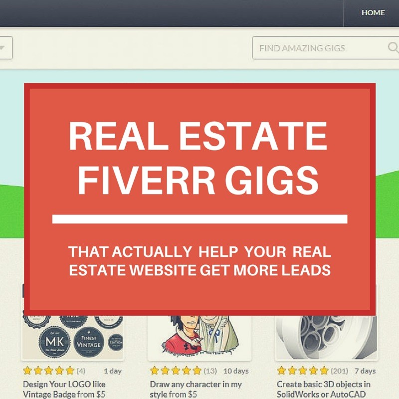 real estate agent websites