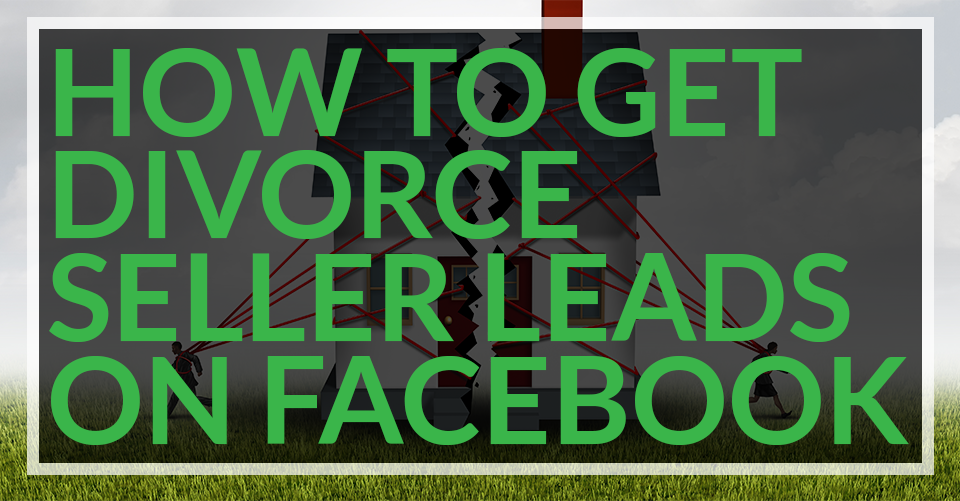 Use These Simple Real Estate Divorce Ads