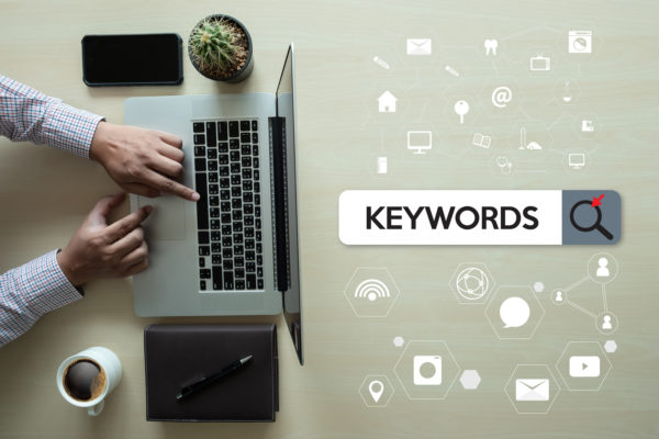Real estate blog SEO keywords
